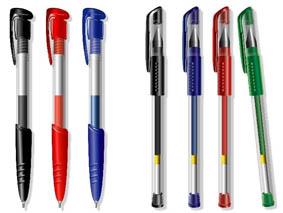 廣告中性筆